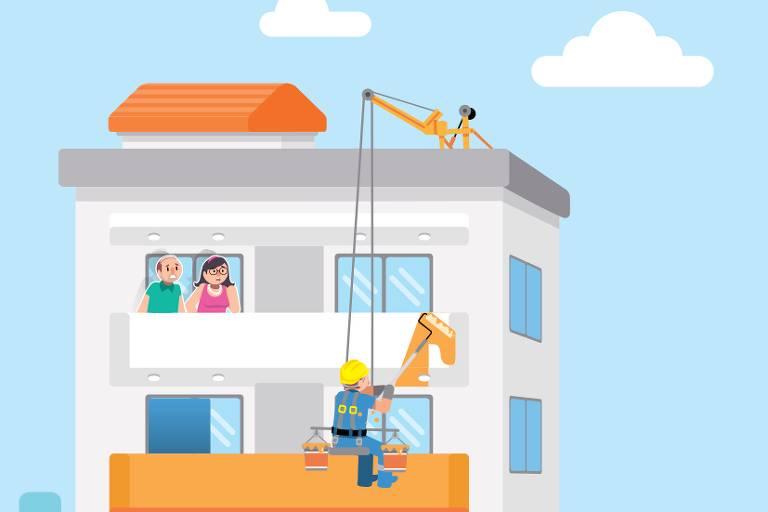 Lei obriga prédios (residenciais ou comerciais) a lavar ou pintar as fachadas a cada cinco anos - Arte Agora SP